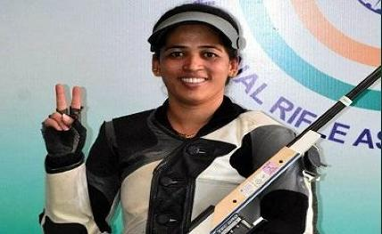 Tejaswini Sawant secures 12th Olympic quota for India in shooting