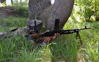 LeT militant behind attack in Sopore killed (Lead)