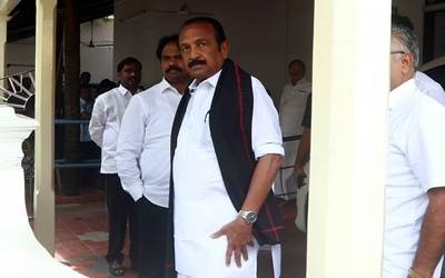 Vaiko files habeas corpus petition in SC for Farooq Abdullah