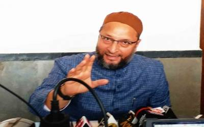 PM trying to divert attention from real issues: Owaisi