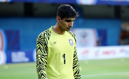 Everyone played their hearts out against Qatar: Sandhu