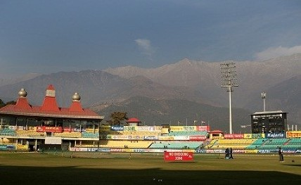 HPCA groundstaff face weather test to ready Ind-SA T20I pitch