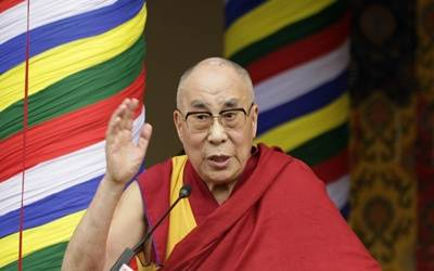 Dalai Lama wishes long, healthy life of Modi