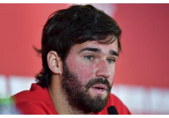 I dream of winning the World Cup, says Alisson Becker