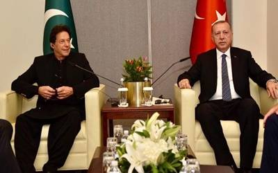 Erdogan addresses joint session of Pak Parliament