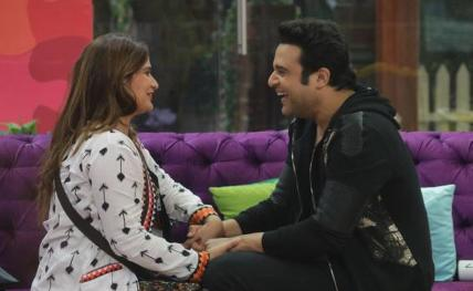 'Bigg Boss 13': Krushna proud to be recognised as Artis brother