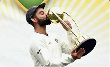 Kohli's journey from 'spoilt brat' to winning 'Spirit of Cricket' award