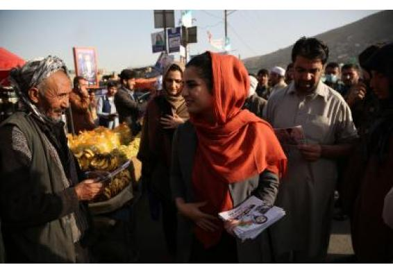 Afghan govt criticized for absence of women in political roles