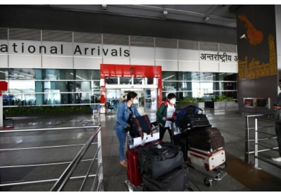 Take-off: IGI Airport deploys equipment, procedure for healthy air travel