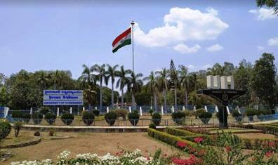Qualifying criteria: Hyderabad varsity students sit on hunger strike