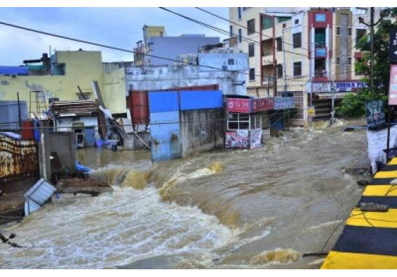More rains forecast for flood-hit Hyderabad