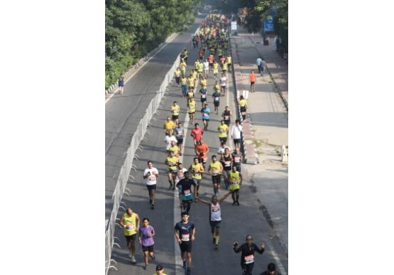 Delhi Half Marathon to take place on November 29
